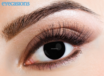 Black Magic Fashion Contact Lenses