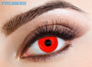 Red Devil Fashion Contact Lenses