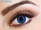 Blue Flame Fashion Contact Lenses