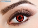 Explosion Red Fashion Contact Lenses