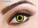 Explosion Yellow Fashion Contact Lenses