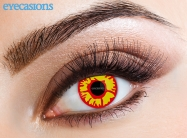 Flame Fashion Contact Lenses