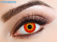 Sunburst Fashion Contact Lenses