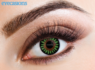 Misty Green Fashion Contact Lenses