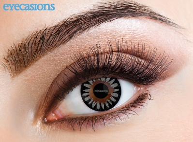 Misty Grey Fashion Contact Lenses