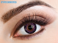 Misty Violet Fashion Contact Lenses