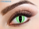 Green Lizard Fashion Contact Lenses