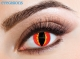Red Lizard Fashion Contact Lenses