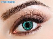 Two Tone Aqua Fashion Contact lenses