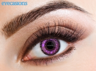 Two Tone Violet Fashion Contact lenses