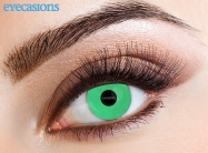 Uv Green Fashion Contact Lenses