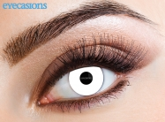Uv White Fashion Contact Lenses