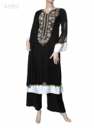 Salwar Kameez in black